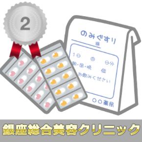 銀座総合美容クリニック(銀クリ)の無料カウンセリング主な予約